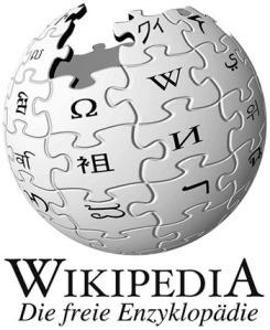 Logotipo da Wikipédia alemã
