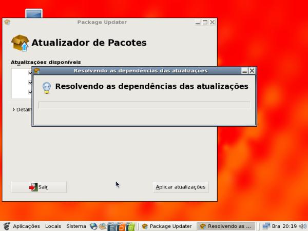 BitLinux - Consegui consertar os repositórios de atualização
