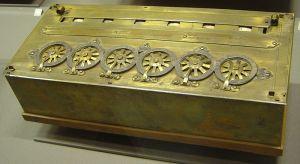 Pasqüalina, a calculadora de Blaise Pascal