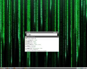 Este é meu filho Google Desktop