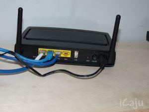 Roteador e suas conexões